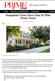 Jumpstart Your New Year In This Texas Town
