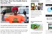 New Year, New You Health Fest in Marshall, TX
